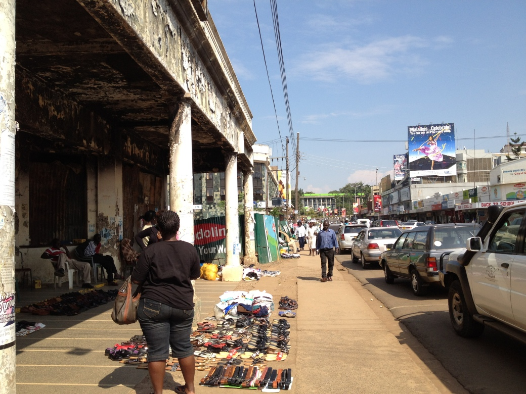 Corruption, Conflict and Cities in East and West Africa